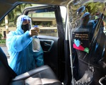TP.HCM: 150 xe công nghệ chở miễn phí nhân viên y tế và bệnh nhân COVID-19 khỏi bệnh về nhà