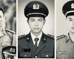 """Tiếc thương những chiến sĩ công an hy sinh trong """"cuộc chiến"""" chống COVID-19"""