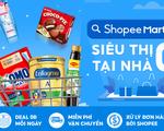 Nhiều ưu đãi giảm giá đến 50% cho nhóm hàng tiêu dùng thiết yếu tại Shopee Mart