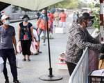 Hà Nội: Người dân khu phong tỏa