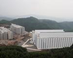 Trung Quốc xây chuồng 13 tầng cho heo tránh dịch