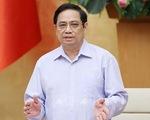 Thủ tướng Phạm Minh Chính: Tổ chức hậu cần, chăm sóc bệnh nhân COVID-19 ngay tại cơ sở