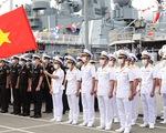 Đoàn Hải quân Việt Nam lần đầu tranh tài