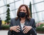 Chuyến bay của Phó tổng thống Mỹ Harris tới Việt Nam bất ngờ chậm trễ