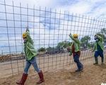 Ngừng tất cả các công trình xây dựng ở khu vực nguy cơ rất cao về COVID-19