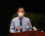 Ông Phan Văn Mãi làm trưởng Ban chỉ đạo phòng, chống dịch COVID-19 TP.HCM