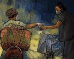 Bánh mì Sài Gòn, đặc biệt thương nhau…