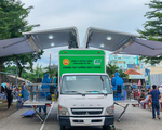 Thaco muốn tặng TP.HCM 30 xe cứu thương, 25 xe tiêm vắc xin cơ động