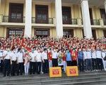 Thái Bình tiếp tục chi viện hơn 300 cán bộ, sinh viên ngành y vào Nam chống dịch