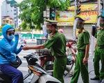 Hà Nội: Xử phạt trung bình mỗi ngày 1.000 trường hợp vi phạm chống dịch