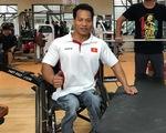 Trọng lượng cơ thể nặng hơn đối thủ 100gr, Lê Văn Công mất HCV Paralympic Tokyo 2020