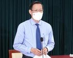 Chủ tịch UBND TP.HCM Phan Văn Mãi: