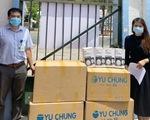YSVN tặng thiết bị y tế cho các bệnh viện điều trị bệnh nhân COVID-19