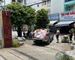 Đi chợ giúp, một phường ở TP.HCM bị 'bom hàng