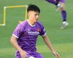 Bùi Tiến Dũng trở lại trong trận đấu giữa Việt Nam với Úc