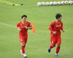 HLV Park Hang Seo gạch tên Minh Vương, Bùi Tiến Dũng trong danh sách sang Saudi Arabia