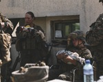 Bức ảnh cuối cùng của nữ binh sĩ Mỹ thiệt mạng ở Kabul