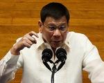 Nhận vắc xin từ Mỹ, ông Duterte xoay chiều nhanh chóng