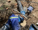 Tổng công ty Cấp nước Sài Gòn: Đảm bảo nước sạch cho người dân thành phố