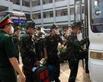 Đồng Nai tiếp nhận 105 cán bộ quân y hỗ trợ chống dịch