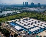 Cận cảnh bệnh viện dã chiến điều trị COVID-19 hiện đại nhất Hà Nội