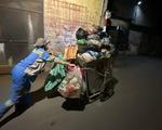 Nữ công nhân môi trường bị trấn lột xe máy: 'Tôi van xin mà nhóm cướp không tha'