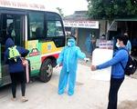 Hà Tĩnh chi 2 tỉ đồng hỗ trợ công dân ở TP.HCM và các tỉnh phía Nam