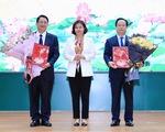 Hà Nội bổ nhiệm nhiều lãnh đạo sở ngành