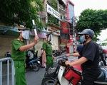 Trưa 6-8, Hà Nội công bố thêm 40 ca COVID-19, có chùm ca ở siêu thị, công trường xây dựng