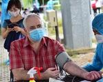 Hơn 210.000 người nước ngoài sống tại TP.HCM mong muốn được tiêm vắc xin