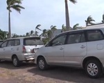 Một số xe hơi chở 'chui' người về Phú Yên, có người đã dương tính