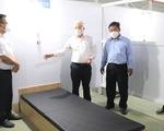 Bình Dương xây bệnh viện dã chiến 3.000 giường trên nhà xưởng của doanh nghiệp