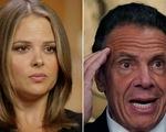 Một cựu trợ lý công khai tố thống đốc New York quấy rối tình dục