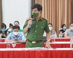 Phó giám đốc Công an Nghệ An: '8/17 con hổ chết là ngoài ý muốn'