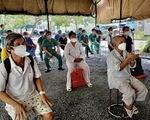 TP.HCM: 7 bệnh nhân COVID-19 từng nguy kịch được xuất viện