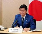 Bộ trưởng Quốc phòng Nhật Kishi Nobuo thăm Việt Nam