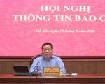 Phó bí thư Thành ủy Hà Nội: