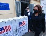 Mỹ tặng Việt Nam thêm gần 1,5 triệu liều vắc xin Pfizer