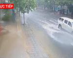 Trực tiếp: Bão số 5 gây mưa lớn, gió mạnh ở Đà Nẵng, Quảng Nam