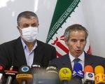 Iran cho IAEA tiếp cận thiết bị giám sát các cơ sở hạt nhân