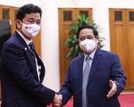 Việt Nam, Nhật Bản bàn về Biển Đông và Hoa Đông