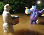 37 người đi rừng mất liên lạc trong bão, rút toàn bộ công nhân thủy điện Rào Trăng 3