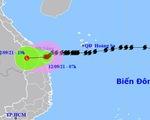 Bão số 5 suy yếu thành áp thấp nhiệt đới, miền Trung mưa lớn
