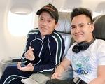 Con trai Hoài Linh phủ nhận danh hài này đã bay qua Mỹ
