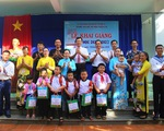 3 trường ở huyện đảo Trường Sa khai giảng năm học mới