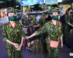 Bộ Quốc phòng chi viện thêm nhân sự cho 102 trạm y tế lưu động tại TP.HCM