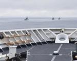 Tàu chiến Trung Quốc tới tận ngoài khơi Alaska của Mỹ