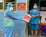 Vào hẻm sâu, khu trọ nghèo tại TP.HCM hỗ trợ F0 và người lao động