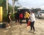 Hà Tĩnh tiếp nhận 8 công nhân vụ
