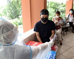 Quận Tân Bình, TP.HCM tiêm vắc xin mũi 2 không cần lên danh sách trước